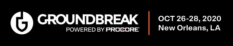 Groundbreak 2019 Registration Header