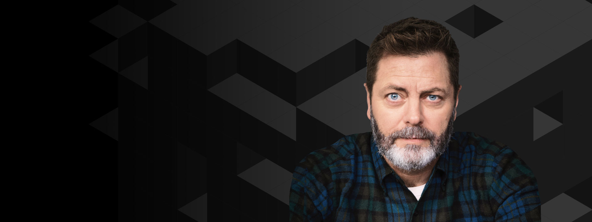 Nick Offerman as keynote speaker for Groundbreak
