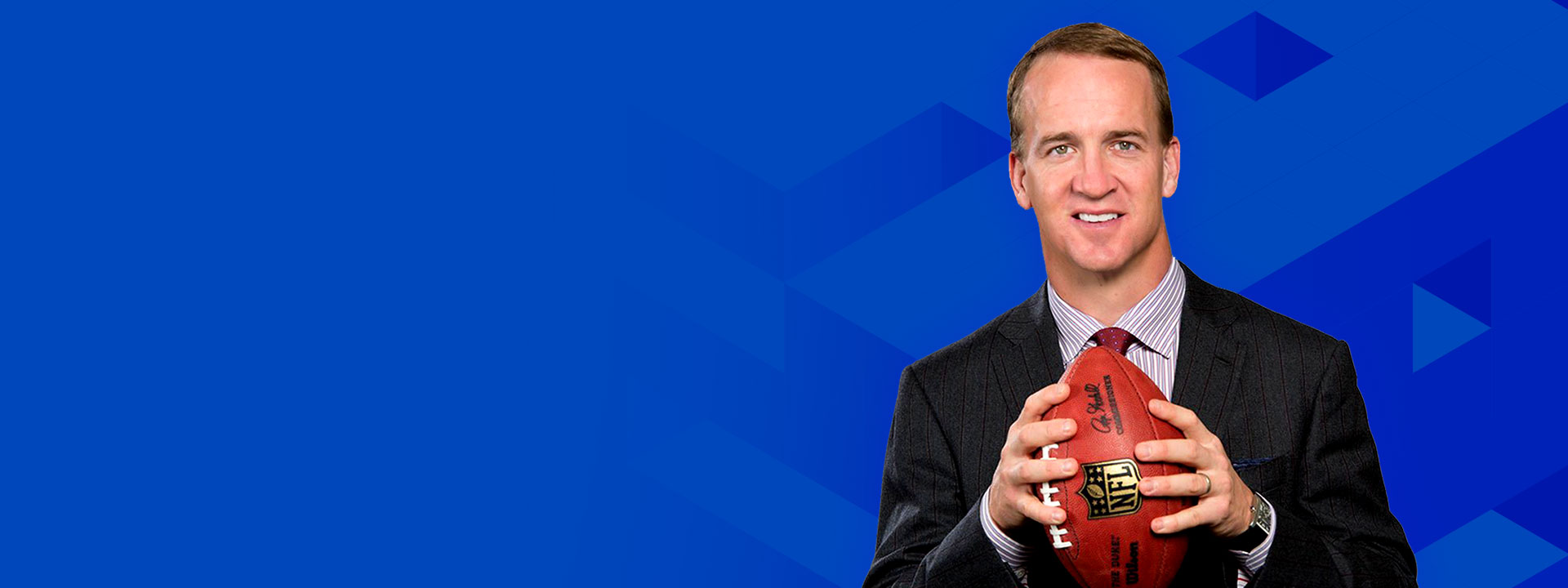 Peyton Manning as keynote speaker for Groundbreak