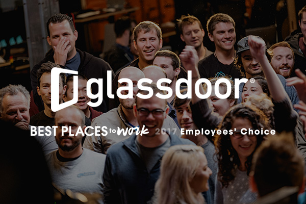 Glassdoor Best Places to Work 2017