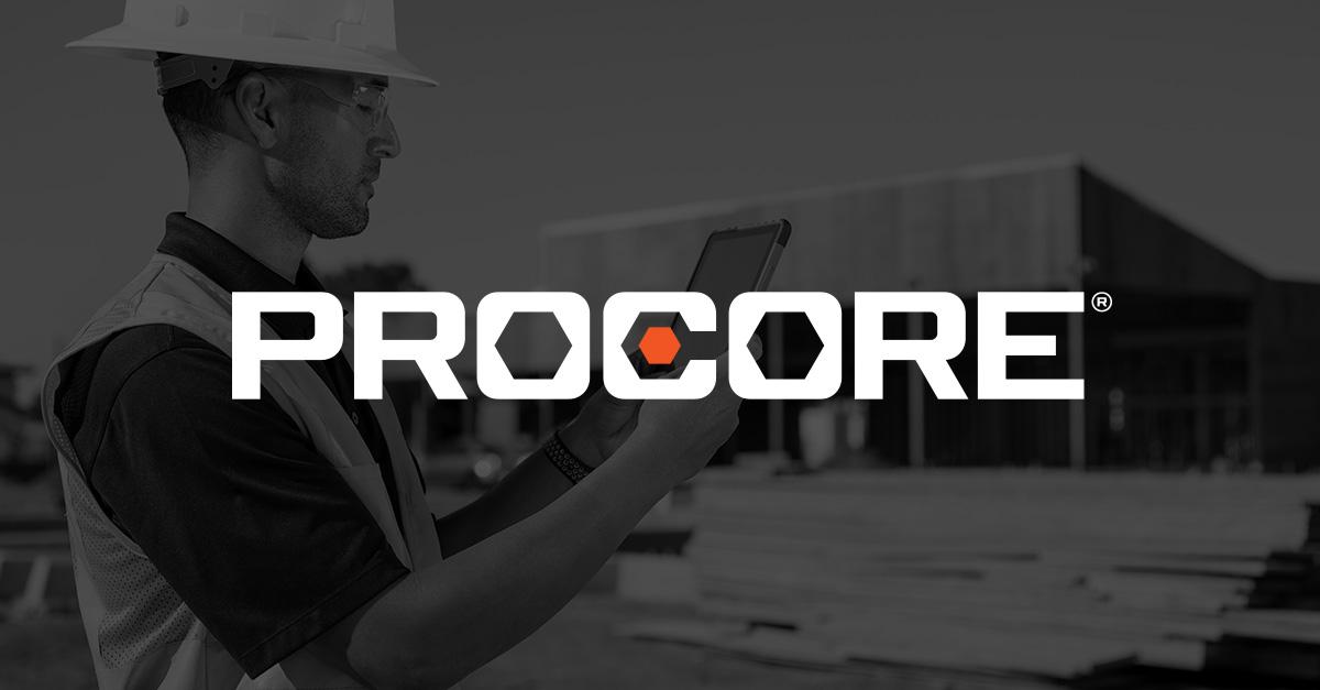 Procore Construction Project Management Software